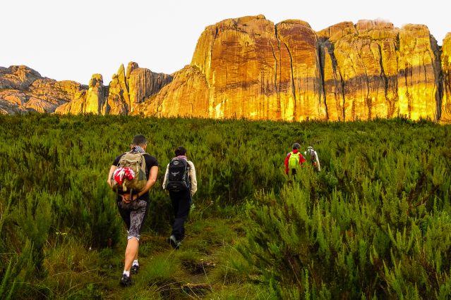 Parc national d Andringitra - Madagascar