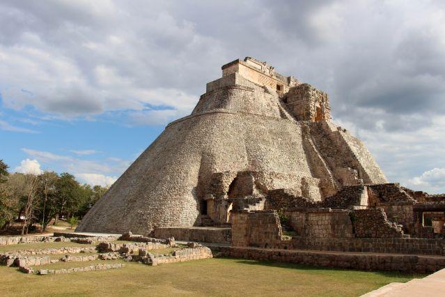 Uxmal - Mexique
