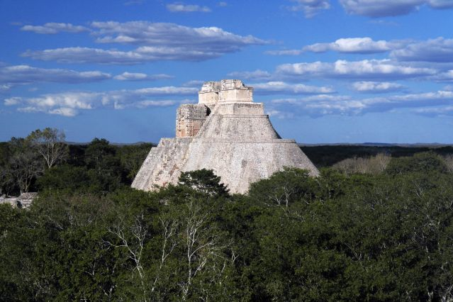 Uxmal - Mexique