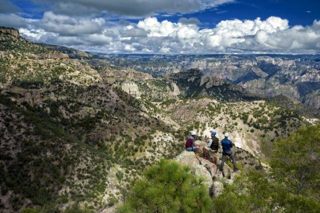 Voyage L'Ouest mexicain : canyons et Basse-Californie