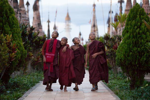 Inle Heritage Stilt Houses - Lac Inle - Birmanie