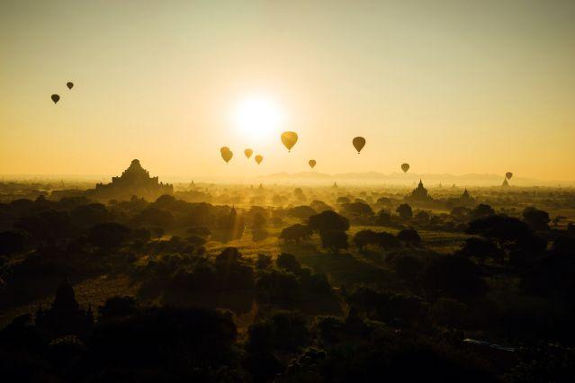 Voyage ''Mingalabar'' Birmanie