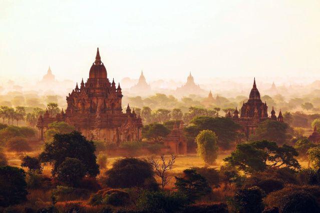 Voyage Balade birmane
