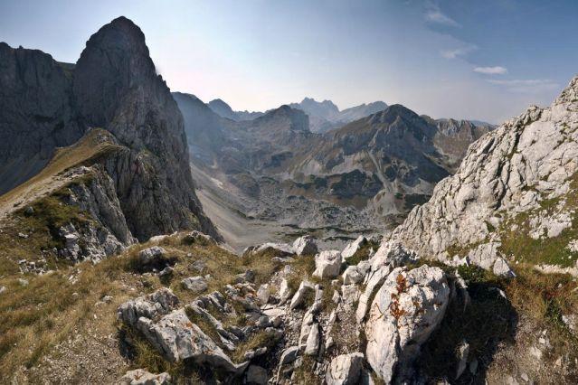 Parc national du Durmitor - Alpes dinariques - Monténégro