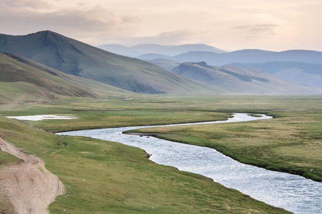 Vallée de l Orkhon - Khangai - Mongolie