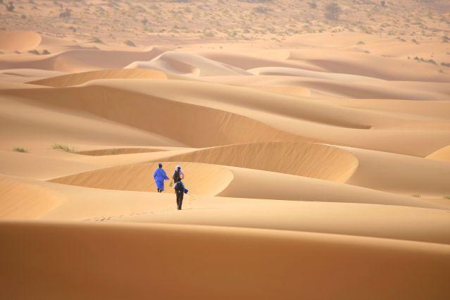 Voyage Chinguetti et les dunes de l'erg Ouarane