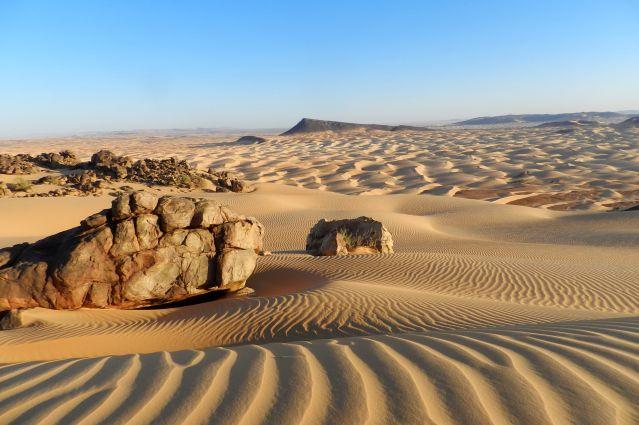 Erg Taffoujert - Mauritanie