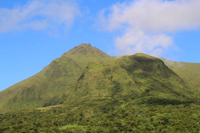 Montagne pelée - Martinique - France
