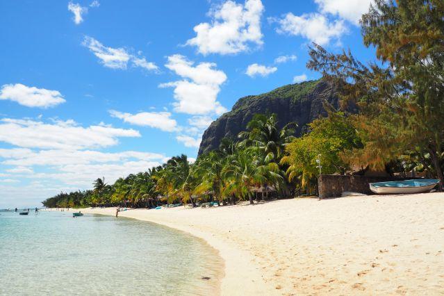 Plage du Morne - Île Maurice