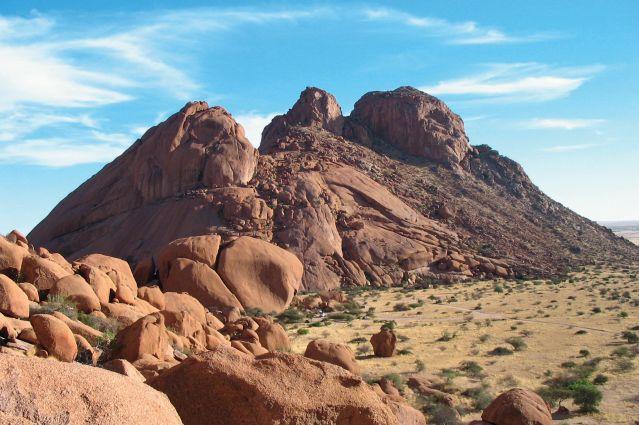 Voyage Grand trek de Namibie
