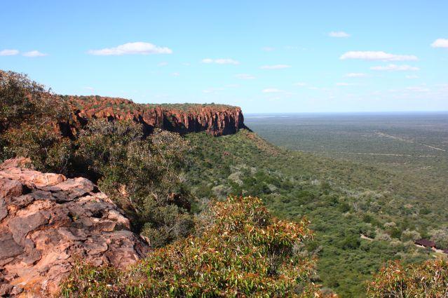 Voyage Montagnes et désert de Namibie