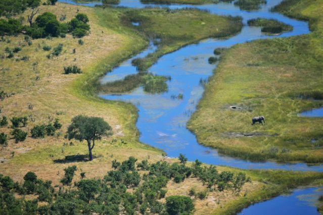 Voyage Sur les routes de Namibie et du Botswana
