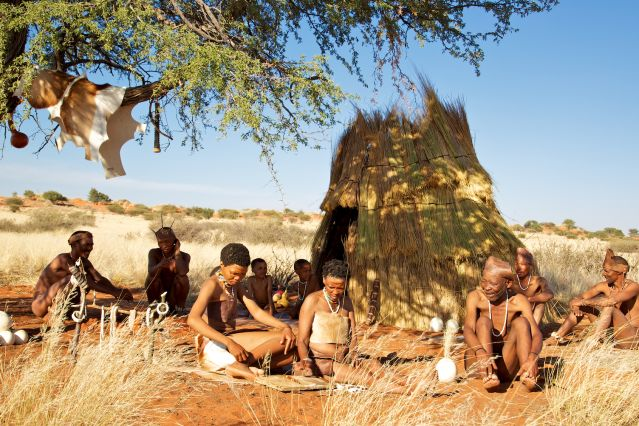 Voyage Rencontres namibiennes