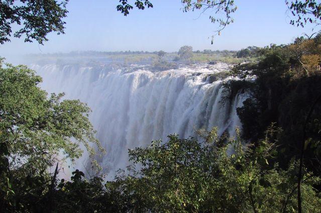 Top Traversée de la Namibie aux chutes Victoria - Voyage Namibie  HA27