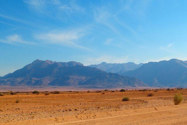 Voyage Trek sur le toit de la Namibie