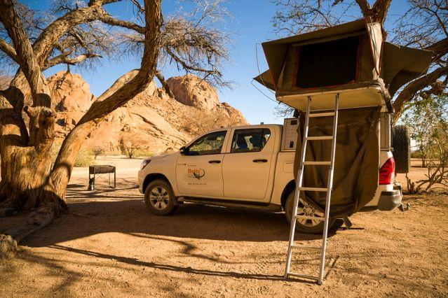 Voyage Splendeurs de Namibie