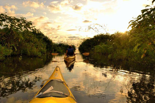 Rio Istian -  Ometepe - Nicaragua