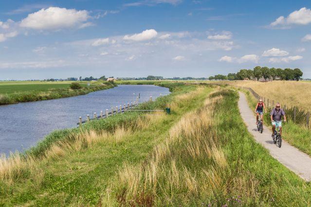 Randonnée en vélo - Pays-Bas