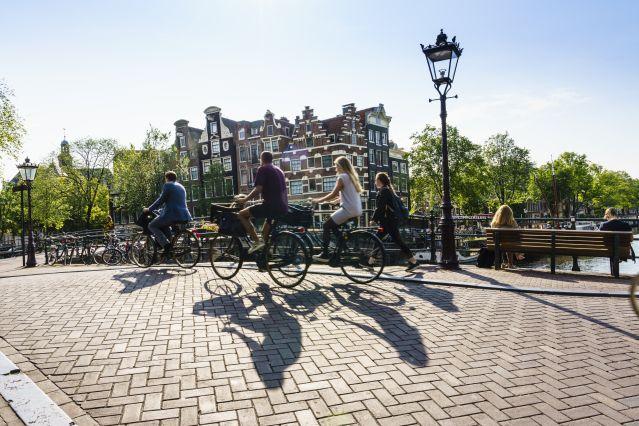 Voyage Long weekend à vélo autour d'Amsterdam