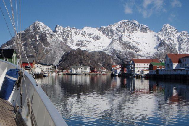 Sarl Aztec Lady - Iles Lofoten - Norvège