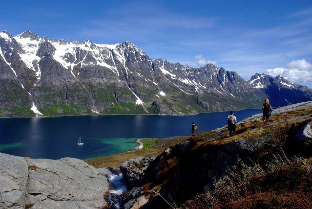 Ersfjorden - Croisière à bord du Southern Star sur la côte sauvage - Norvège