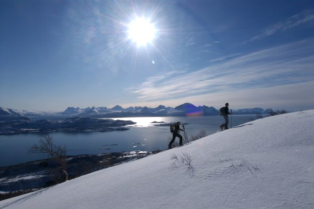 Lyngen - Norvège