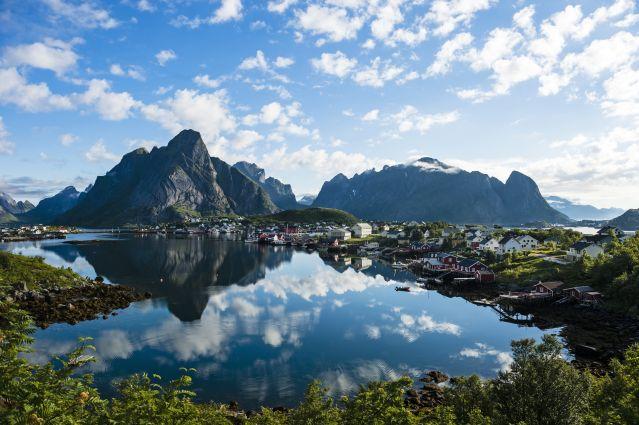 Reine - Lofoten - Norvège