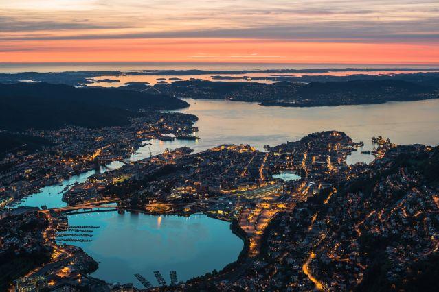 Voyage Hardangerfjord et Bergen