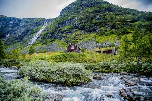 Sogn and Fjordane - Norvège