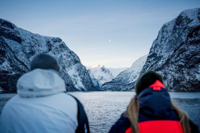 Voyage Itinérance hivernale dans le Jotunheimen