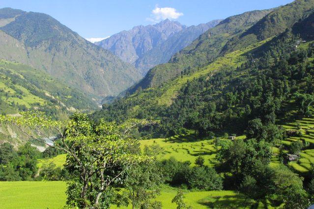 Manaslu - Ganesh Himal - Népal