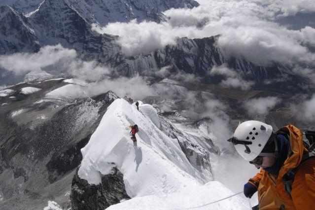 M. Everest Port De Randonnée Gris n6zS1M2T