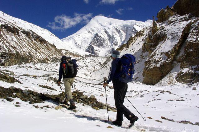 Tour du Dhaulagiri - Népal