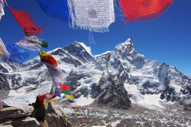 Voyage Kala Pattar, panorama sur l'Everest