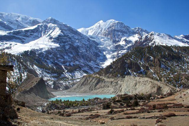 Voyage Annapurnas, lac Tilicho et Mesokanto La
