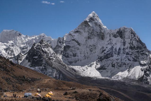Voyage Rolwaling et ascension du Pachermo (6272m)