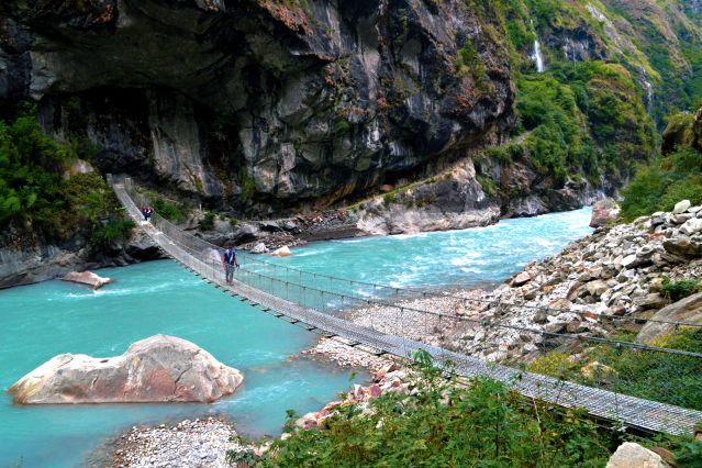 Voyage Grand tour des Annapurnas