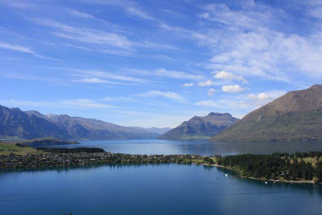 Queenstown - Nouvelle Zélande