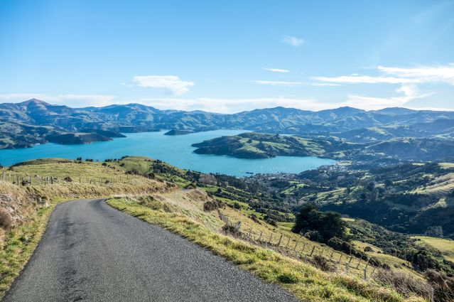 Péninsule d Akaroa - Nouvelle Zélande