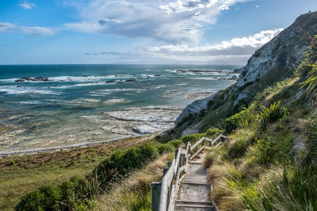 Péninsule de Kaikoura - Nouvelle Zélande