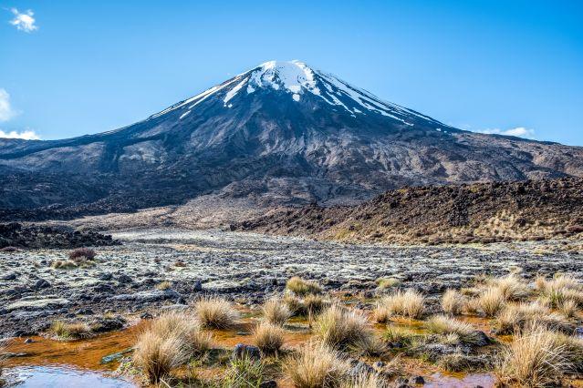 Parc national de Tongariro - Nouvelle Zélande