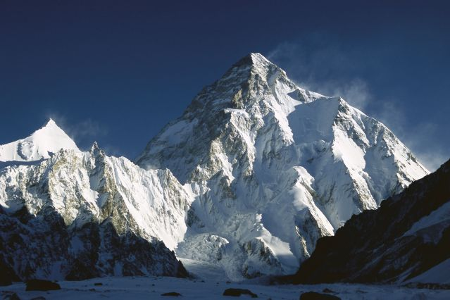 K2 - Glacier Godwin-Austen - Pakistan