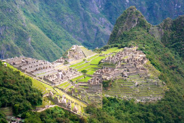 Le Machu Picchu - Pérou