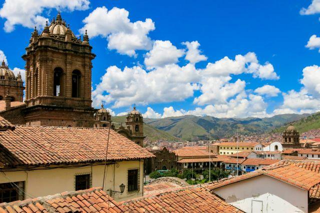 Cathédrale de Cuzco - Pérou