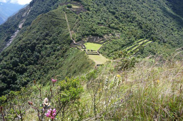 Site du Choquequirao - Pérou