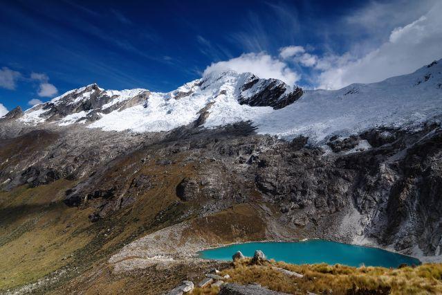 Voyage De la cordillère Blanche au Machu Picchu