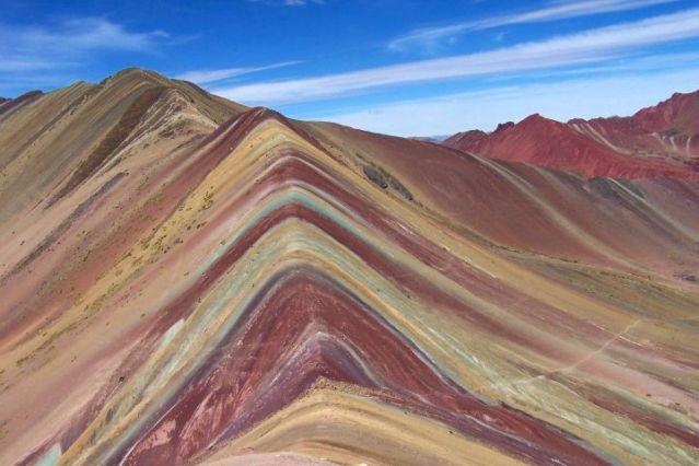 Vinicunca - Massif de l Ausangate - Région de Cusco - Pérou