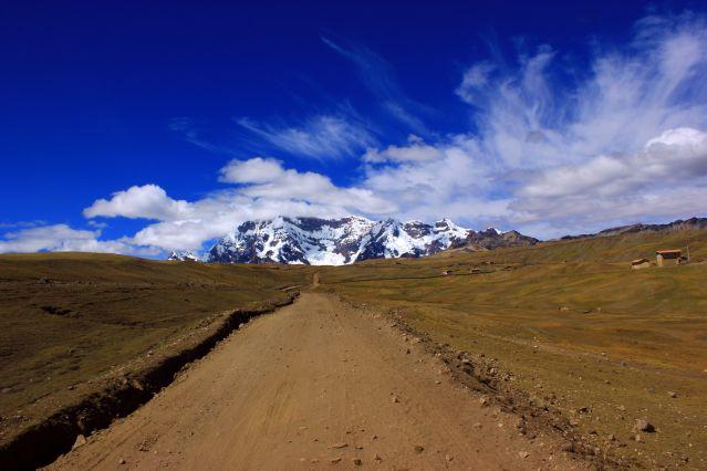 Ausangate - Massif de l Ausangate - Région de Cusco - Pérou