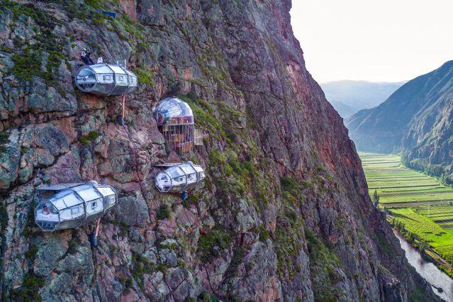 Skylodge Adventure Suites-Pérou