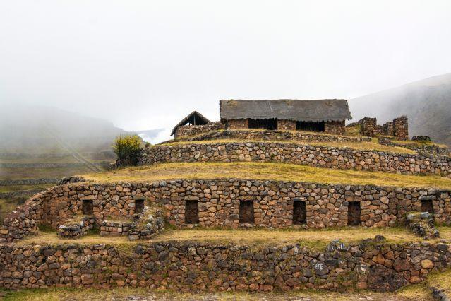Complexe archéologique de Sondor - Andahuaylas - Pérou